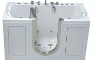 Bathtubs For Two: Love Is In The Air : Two Seater Walk In Tub1
