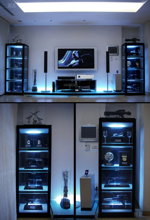 Inspirational Cool Room Designs For Guys With Directed Theme: Ultimate Star Wars Boys Room Decor ~ stevenwardhair.com Bedroom Design Inspiration