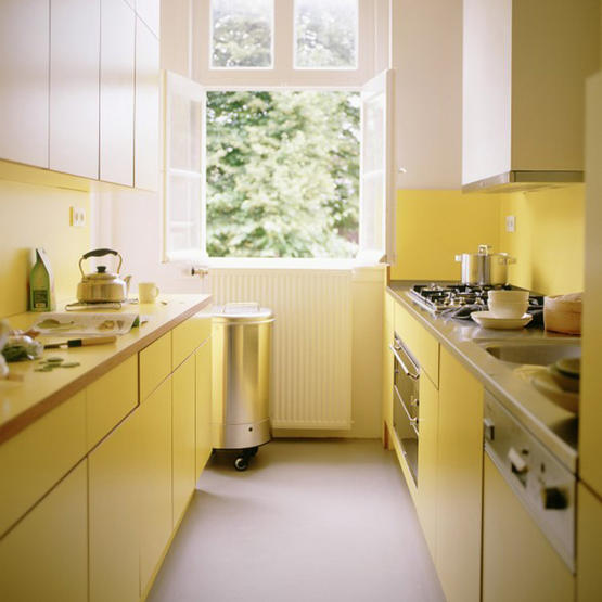 Very Small Kitchen Designs Tricks And Tips Yellow Design Ideas