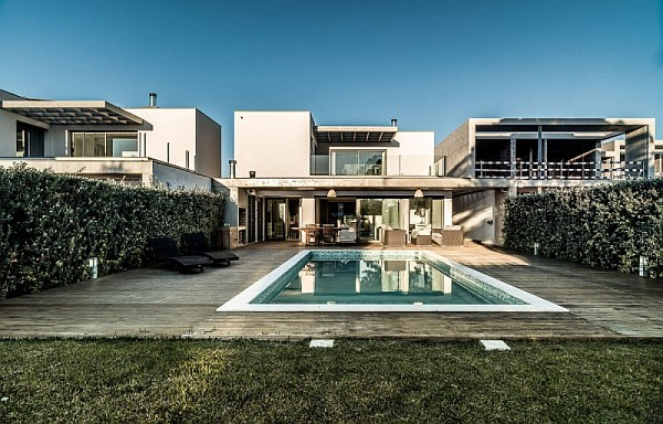 Contemporary Luxurious House In Faro, Portugal: Vilamoura House 2