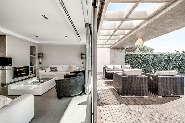 Contemporary Luxurious House In Faro, Portugal: Vilamoura House 6