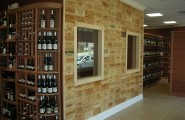 Creative DIY Ideas Of Recycled Wine Crates : Wall Tiles From Wine Crates