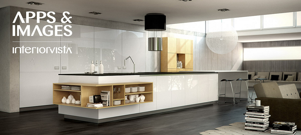 New Era Kitchen For Modern Home : White Yellow Kitchen