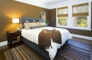Perfect Guest Room Interior In Your Home : Winter Guest Room Browns