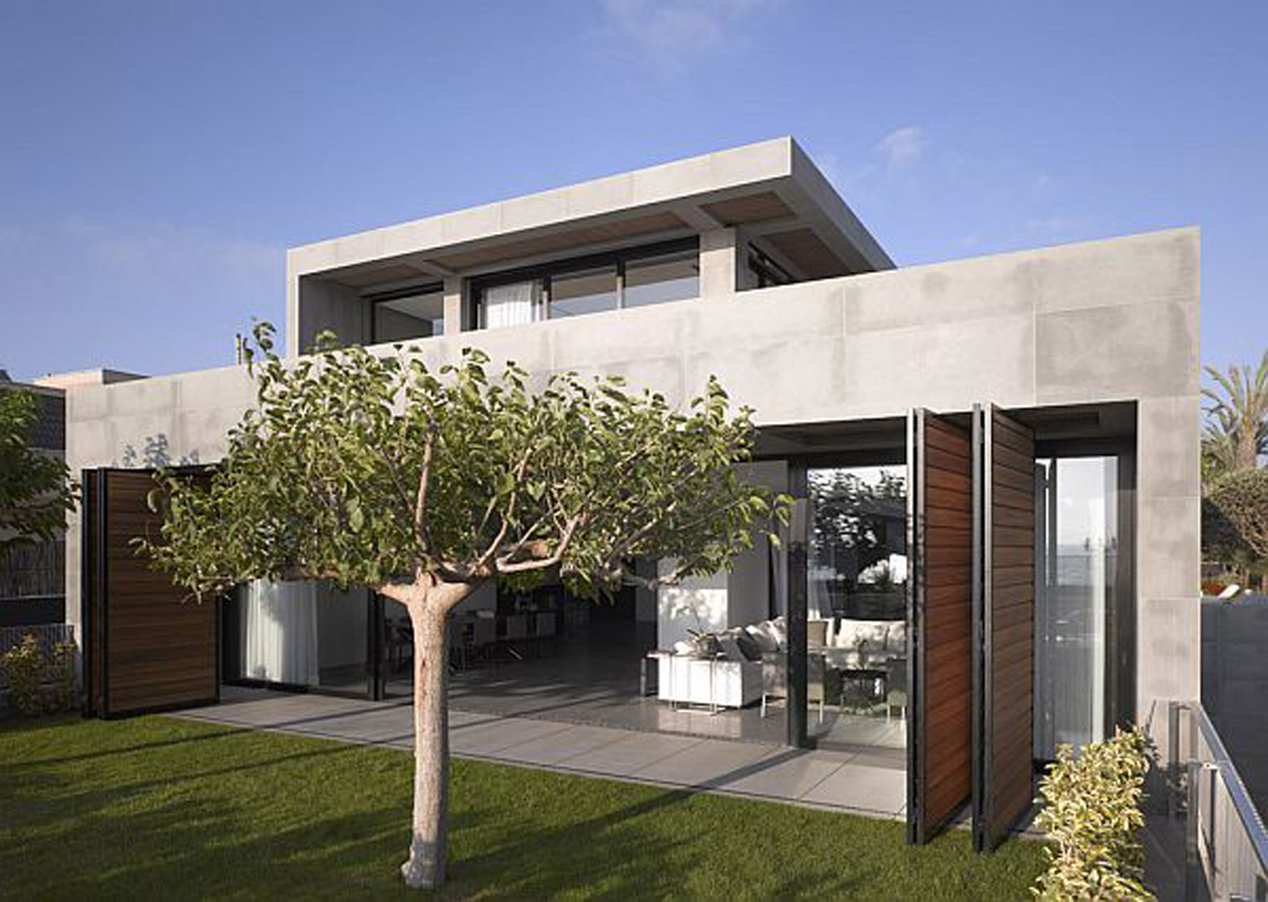 Architecture Minimalist Home Architecture Designs In Spain