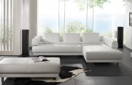 Schillig Sofa Perfect Furniture In A House Or In An Office : Wonderful Modern Style Minimalist White Schillig Sofa Design Ideas