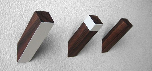 Imaginative Wall Hooks For Coats As The True Inspiring Functional Adornment: Wood Muchroom Hooks