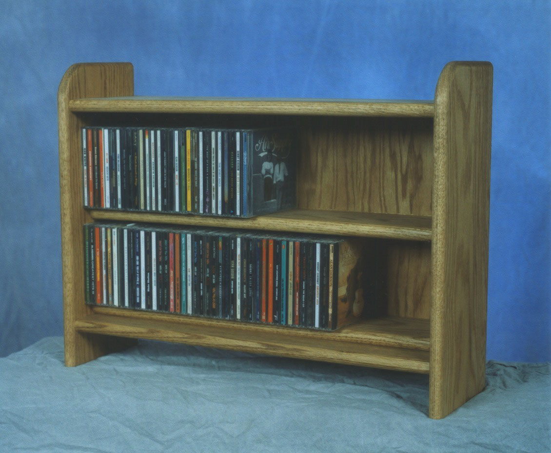 Sophisticated Cabinet Computer Cd Rack Provides Ideal Space For Device : Wooden Laying Cd Rack Simple Cabinet Computer Cd Rack Design