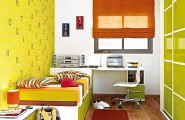 Variant Cool Bedroom Ideas For Guys Among Real Inspiring Design : Yellow White And Green Bedroom For Teenage Boys